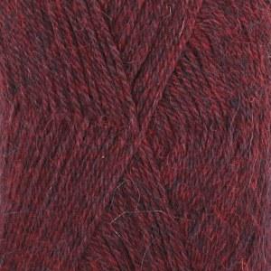 Drops Alpaca 4ply 3969 Red/Pur