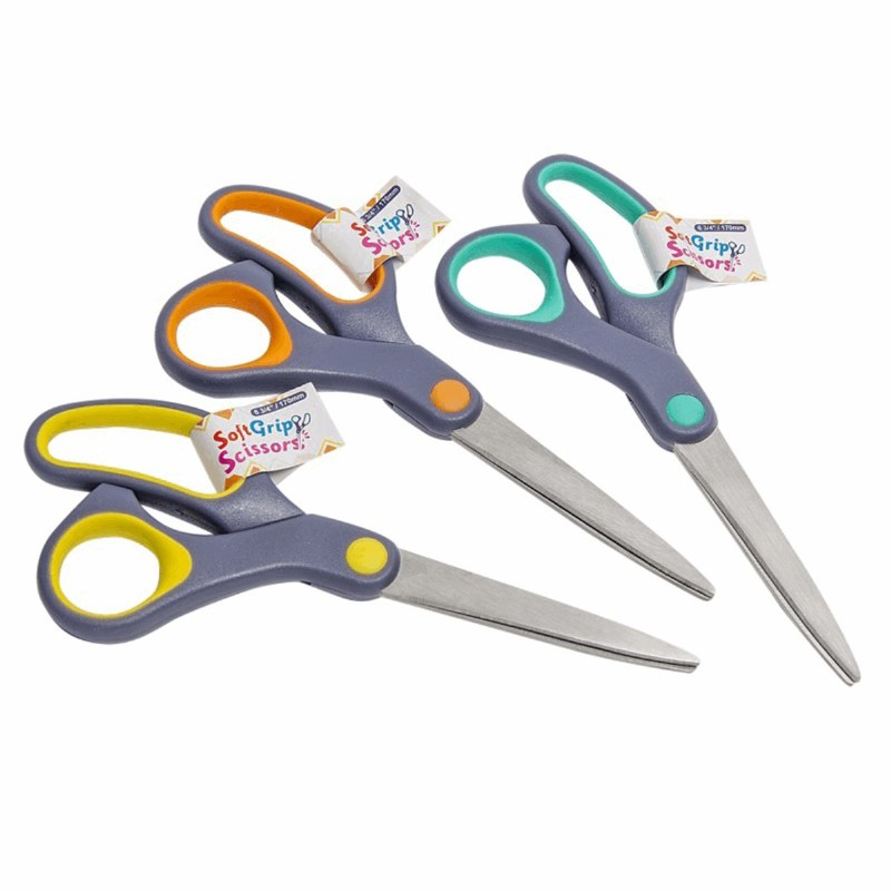 Scissors Soft Grip