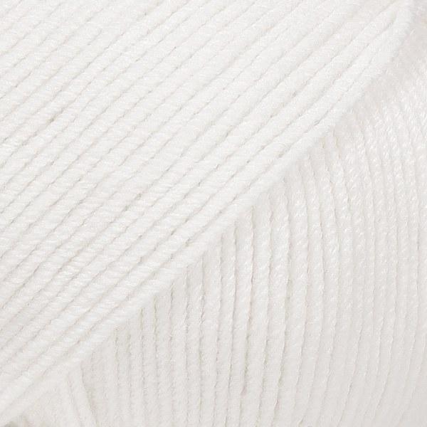 Drops Baby Merino 01 White