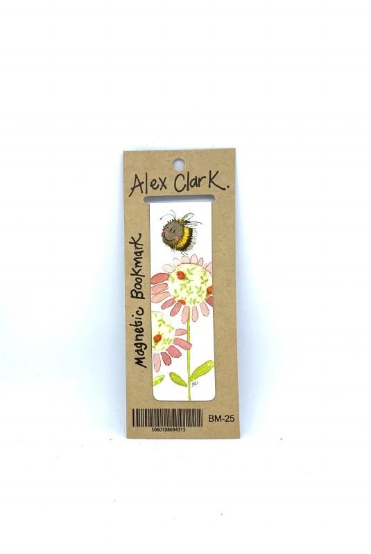 Alex Clark Bookmark Bee & Flow