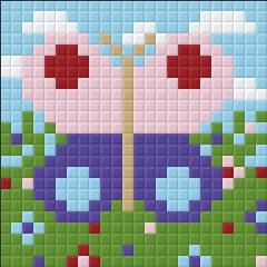 Pixel Kit Butterfly