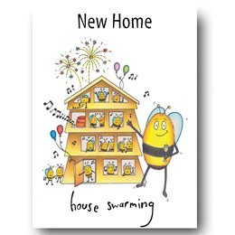 CH New Home House Swarming