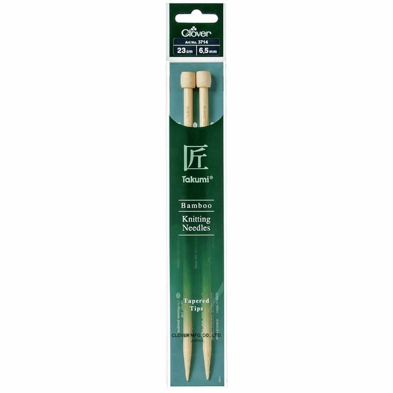 Clover Bamboo 23cm x 6.5mm