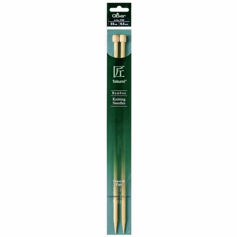 Clover Bamboo 33cm x 6.5mm