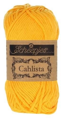 Scheepjes Cahlista 208 Yellow
