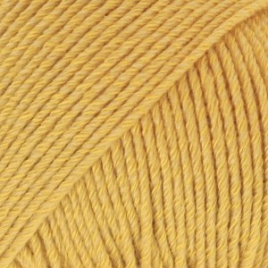 Drops Cotton Merino 15 Mustard