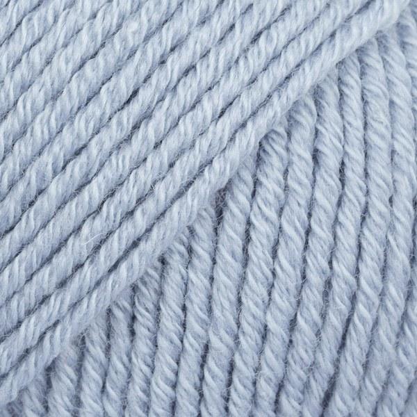 Drops Cotton Merino 09 Ice Blu