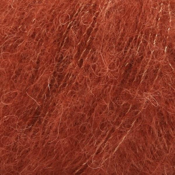 Drops B Alpaca Silk 24 Rust