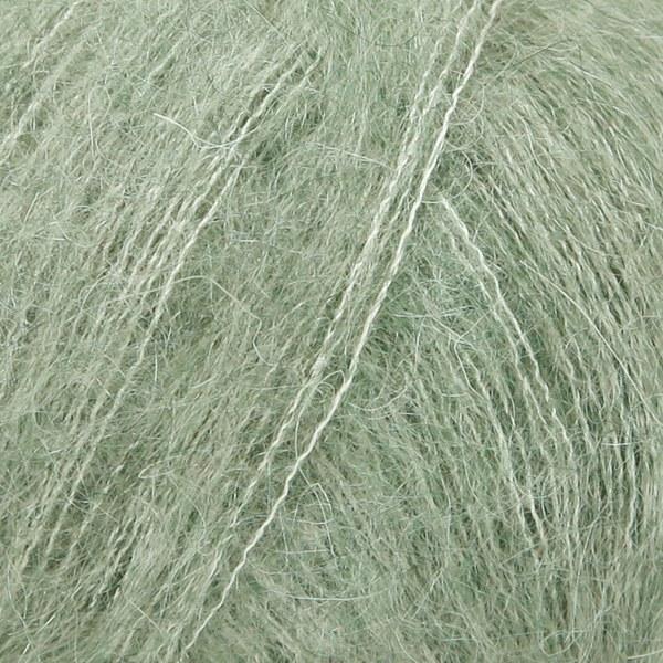 Drops Kid Silk 34 Sage Green