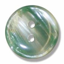 Button Stripe 18mm Green