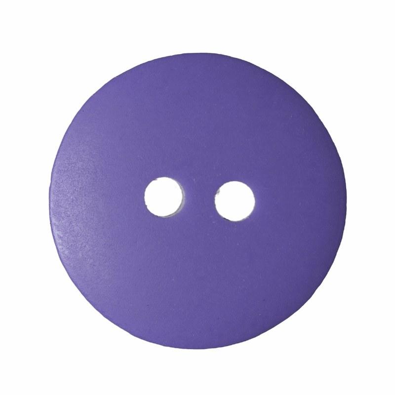 Button Matt Smartie 15mm Purpl