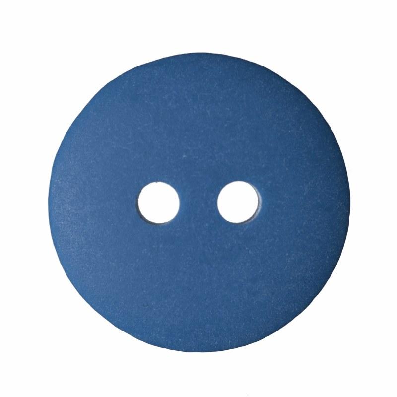 Button Matt Smartie15mm A Blue