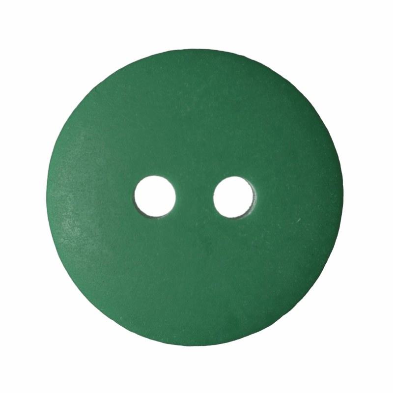Button Matt Smartie 15mm Green