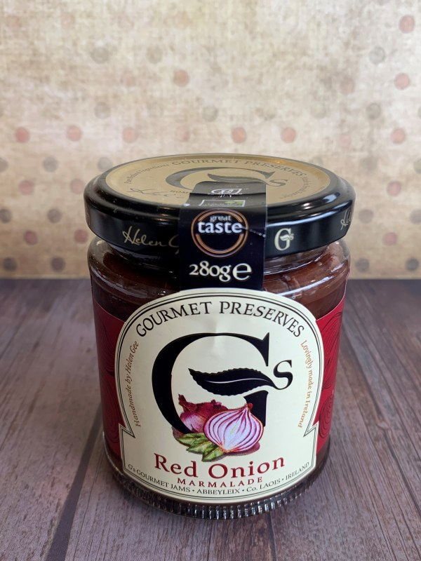 G's Onion Marmalade