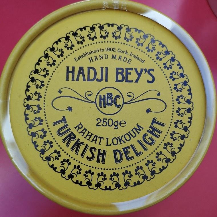 Hadji Bey Turkish Delight Raha