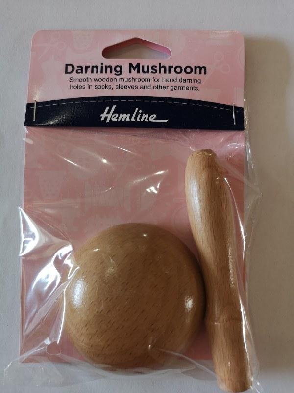 Wood Darning Mushroom