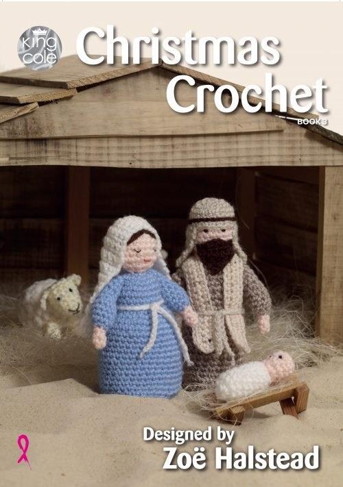 KC Christmas Crochet Book 3