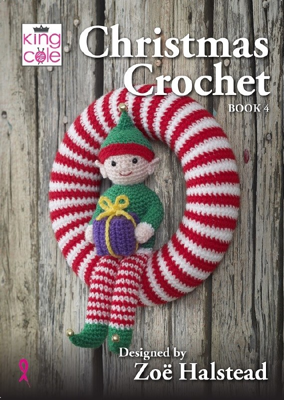 KC Christmas Crochet Book 4