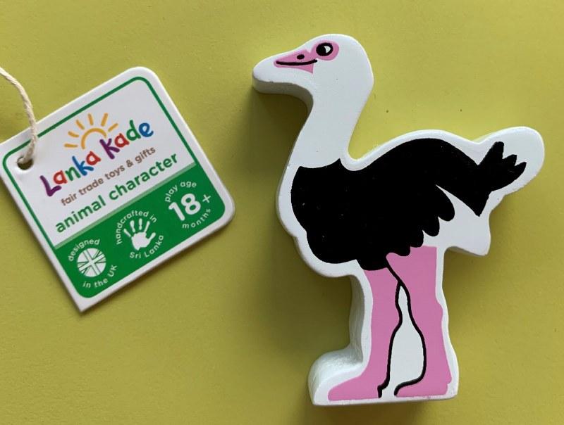 Lanka Kade Animal Ostrich
