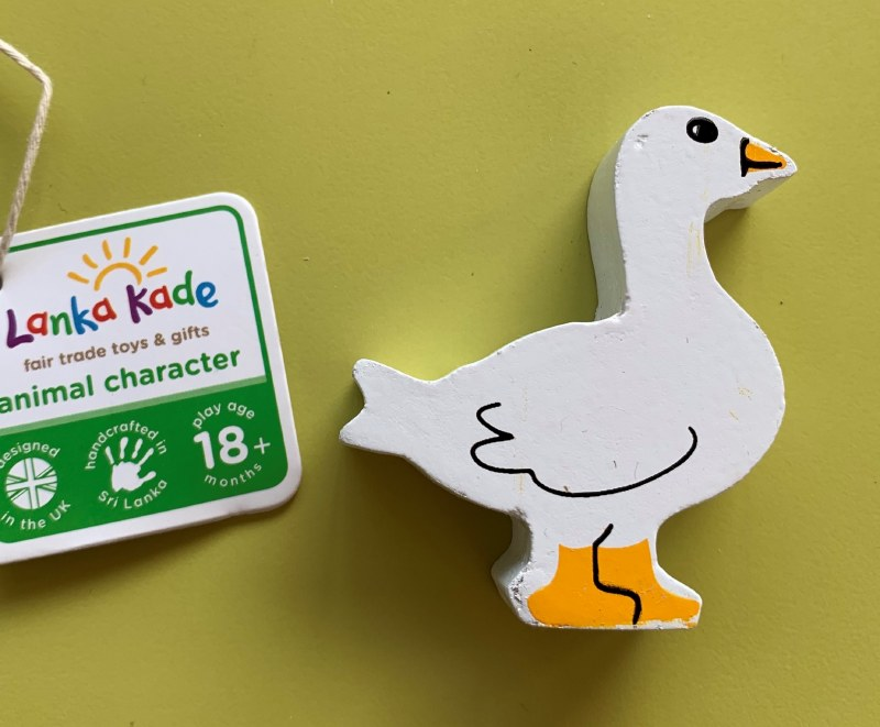 Lanka Kade Animal Goose