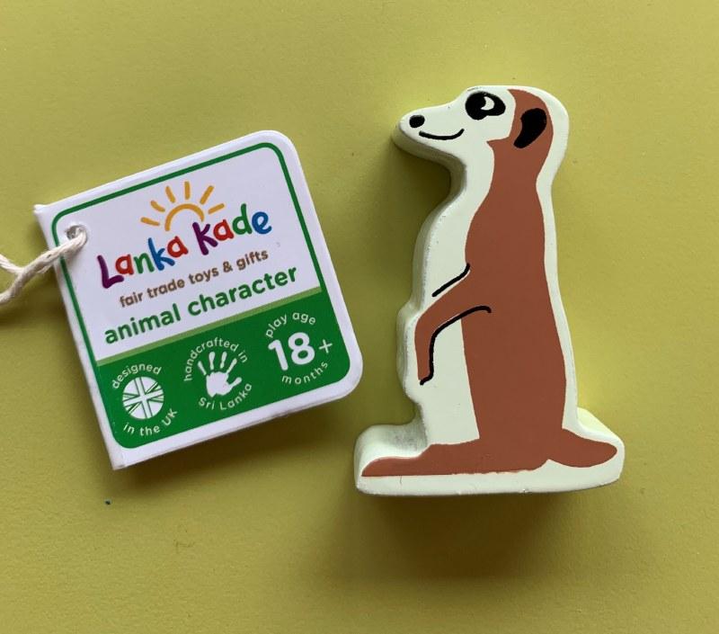 Lanka Kade Animal Meerkat