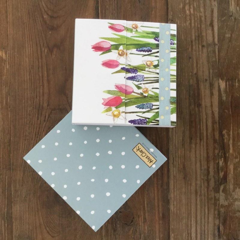 Alex Clark Mag Notes Flowers