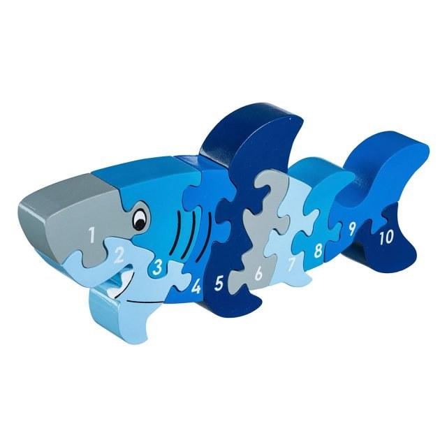 Lanka Kade Jigsaw 1-10 Shark