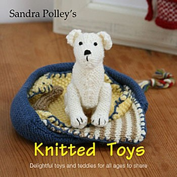 Knitted Toys by Sandra Polley