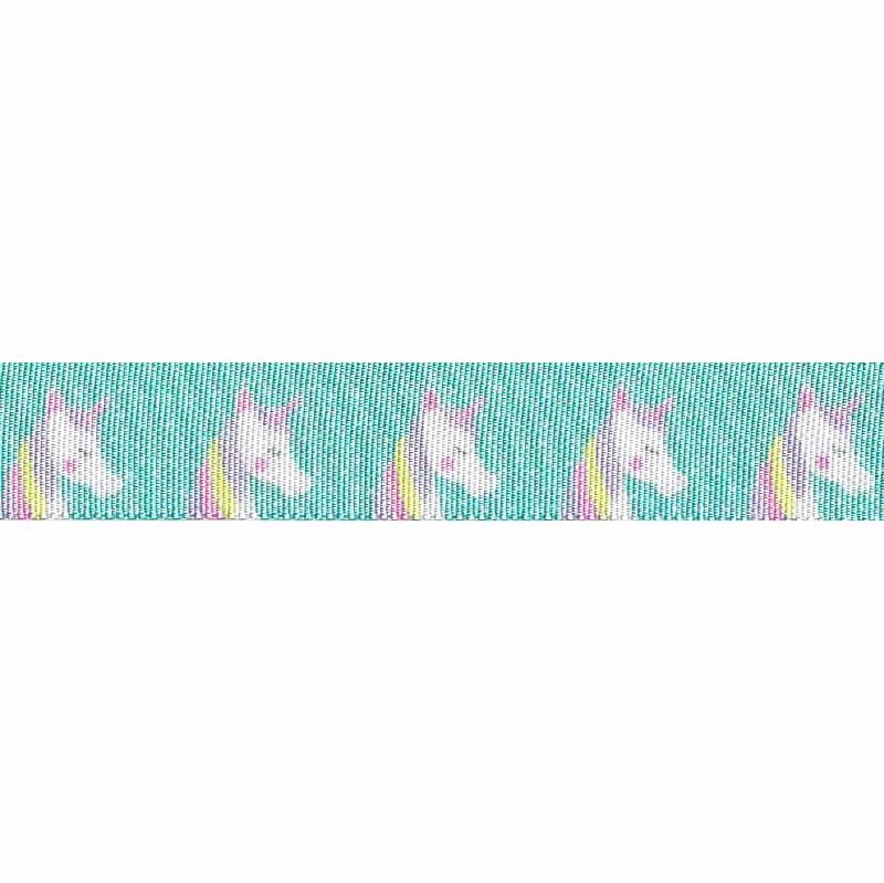 Ribbon 15mm Unicorn per metre