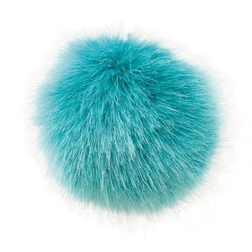 Rico Fake Fur Pompom 10cm Petr