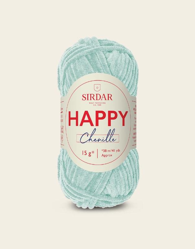 Sirdar Happy Chenille 16 Merma