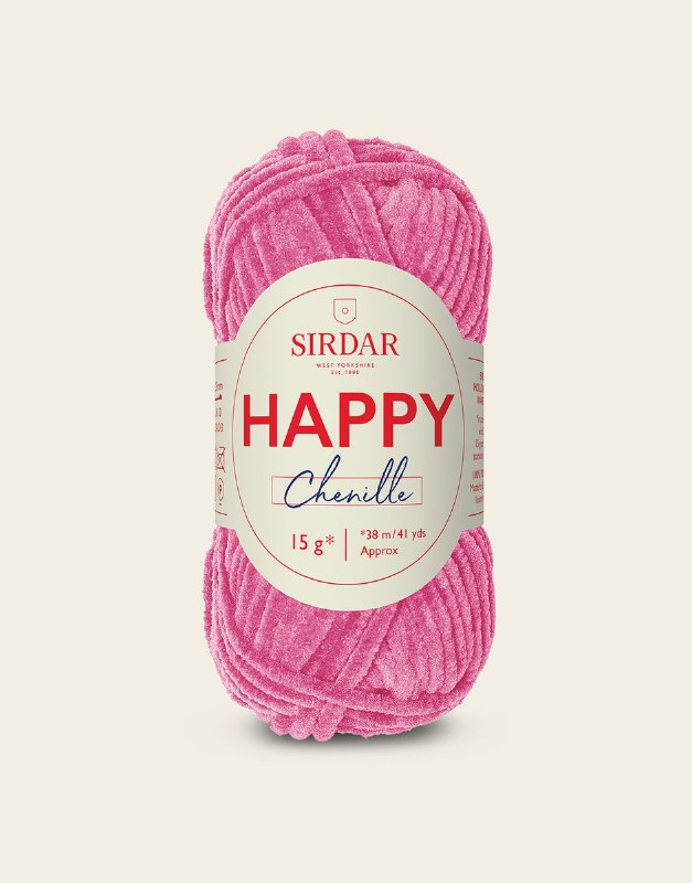 Sirdar Happy Chenille 24 Party