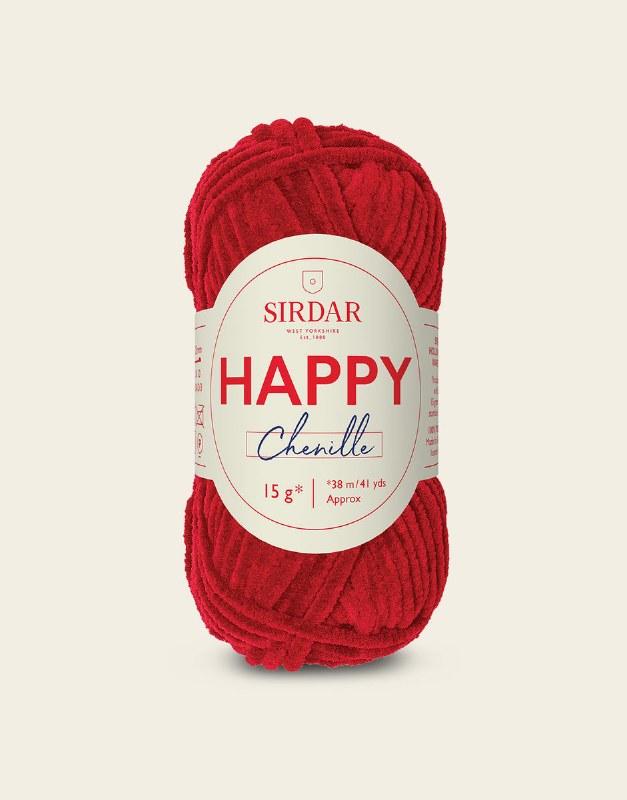 Sirdar Happy Chenille 31 Lolly