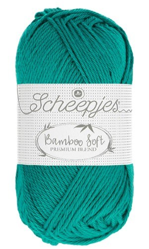 Scheepjes Bamboo Soft 258 Jade