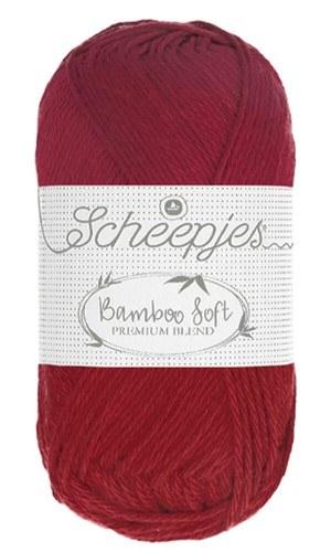Scheepjes Bamboo Soft 259 Red