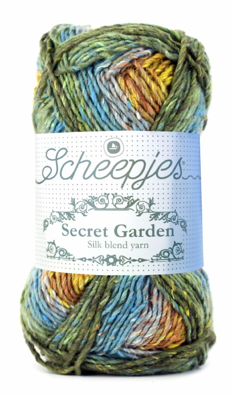 Scheepjes Secret Garden 701