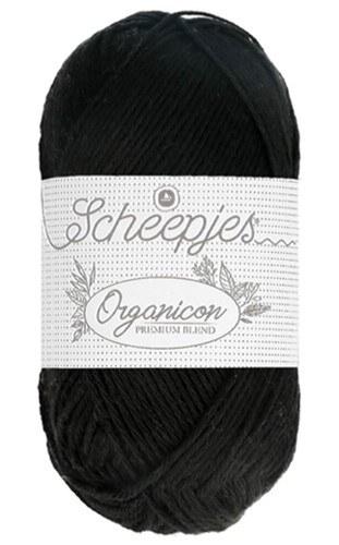 Scheepjes Organicon 218 Ebony