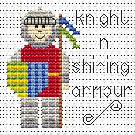 Fat Cat Sew Simple Knight
