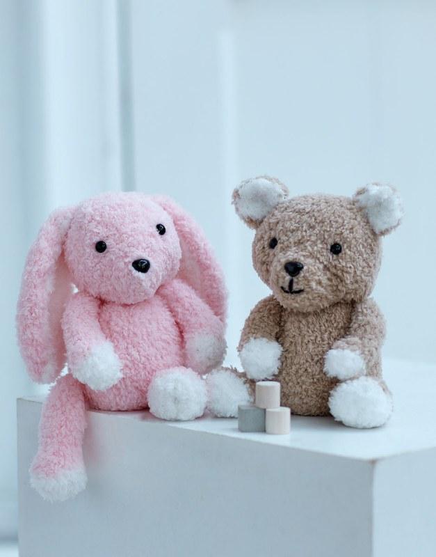 Sirdar 2521 Bunny and Bear