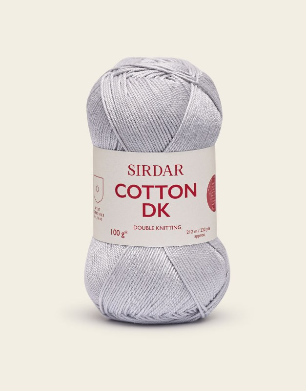 Sirdar Cotton dk 520 Moonlight