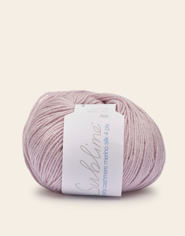 Sublime Baby Cash 4ply 683 Tut