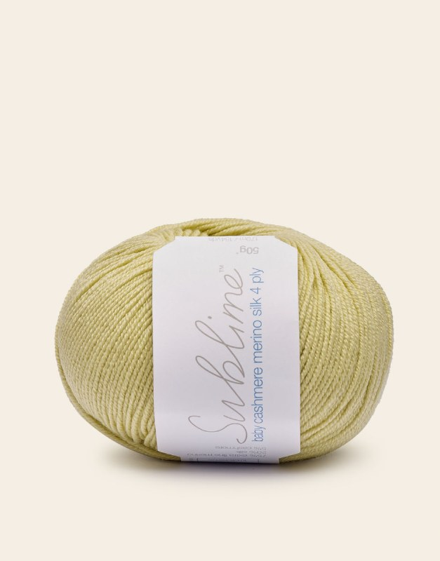 Sublime Baby Cash 4ply 684 Lim