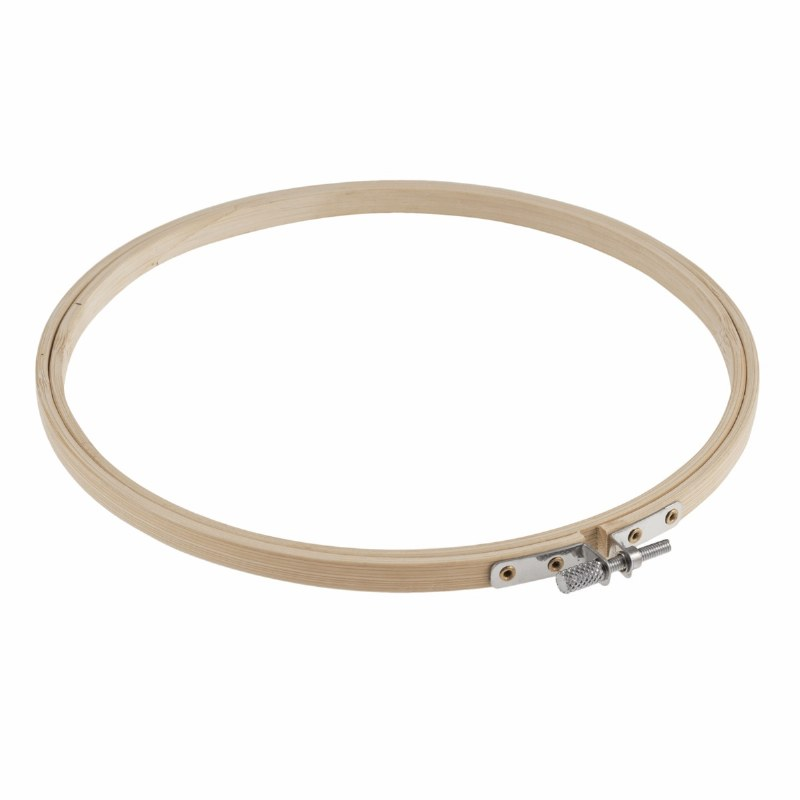 Embroidery Hoop Bamboo- 8 inch