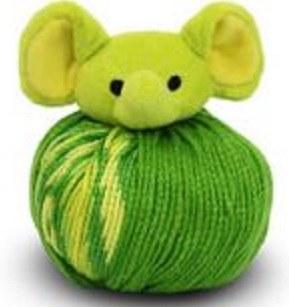 DMC Top This Hat Kit Elephant