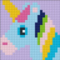 Pixel Kit Unicorn
