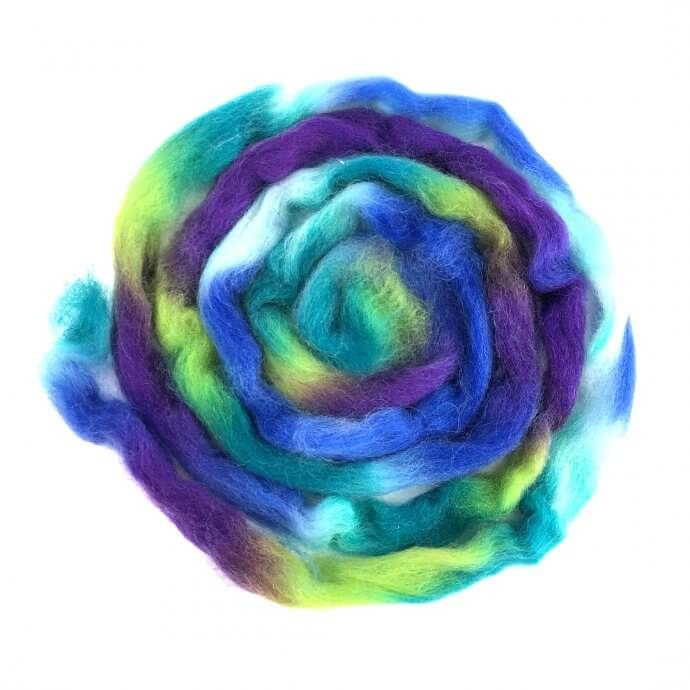 Space/Rainbow Roving 2117 PTAG