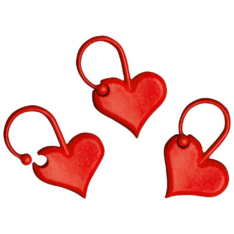Addi Love Stitch Markers