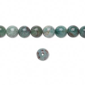 Bead African Jade 6mm