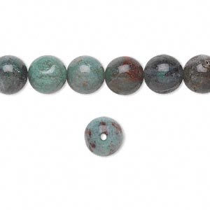 Bead African Jade 8mm