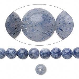Bead Aventurine Blue 6mm